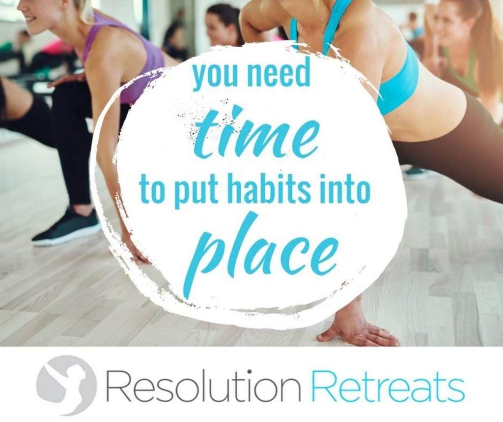Resolution Retreats