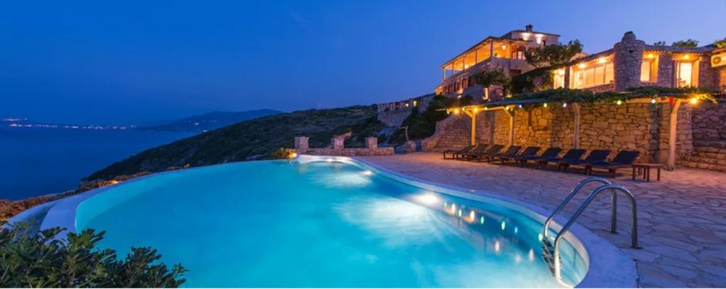Villa Blue Zakynthos