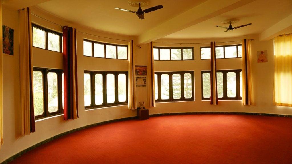World Peace Yoga School in Rishikesh