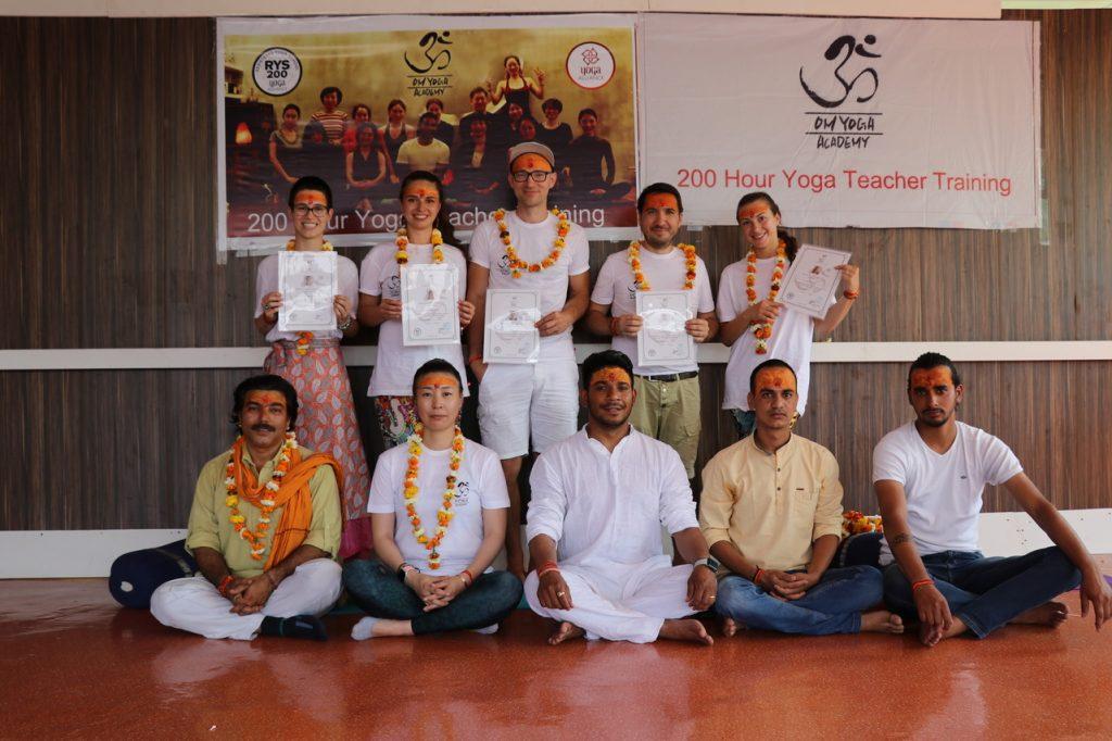 Om Yoga Academy