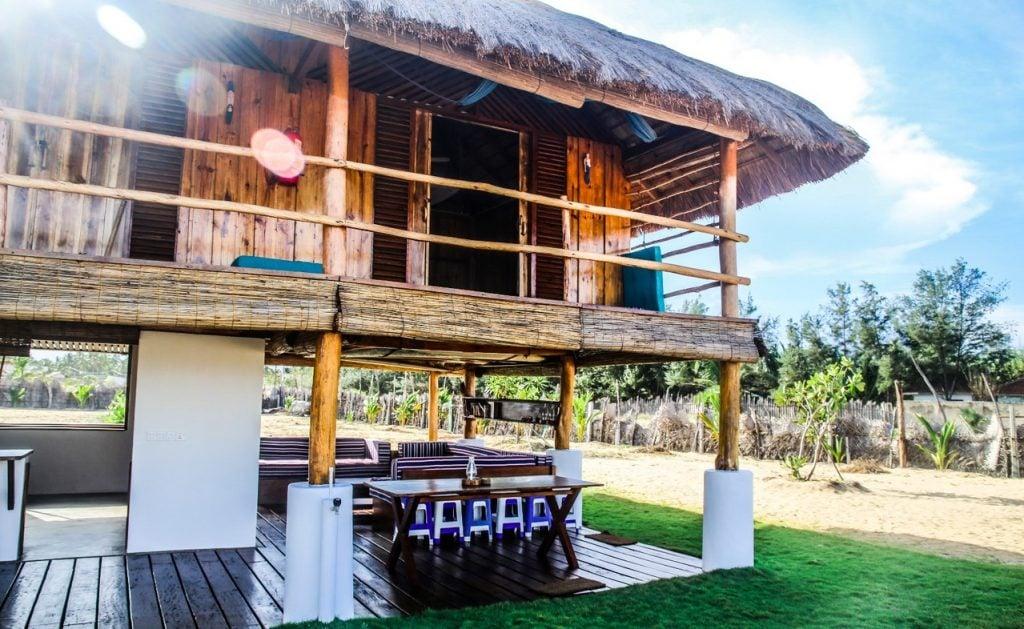 Croco House Beach Villa