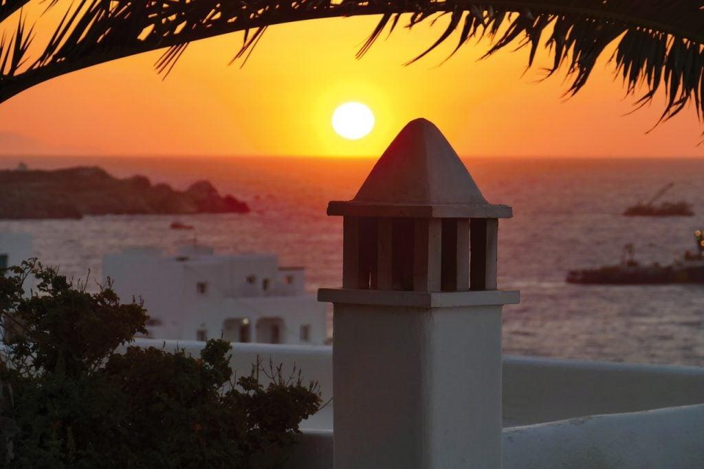 Villa Hurmuses Mykonos Greece