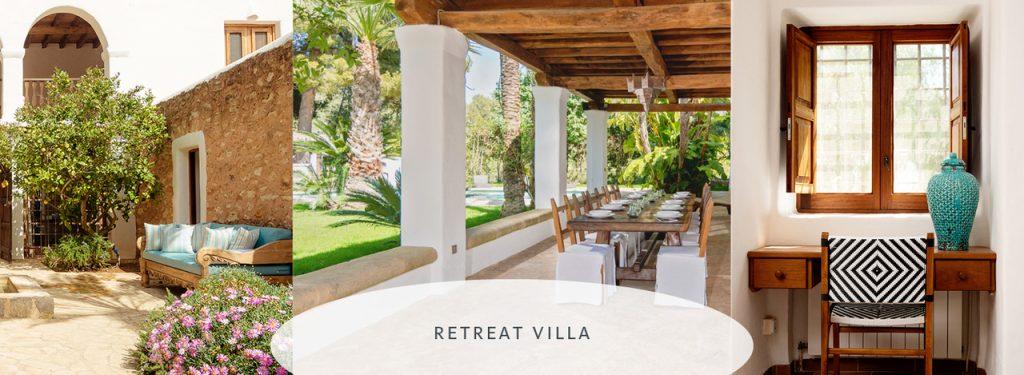 Morna Retreats Ibiza
