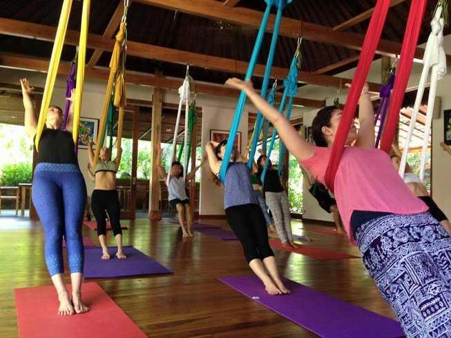 7 Days 50-Hour Aerial Yoga Teacher Training in Millstatt, Austria