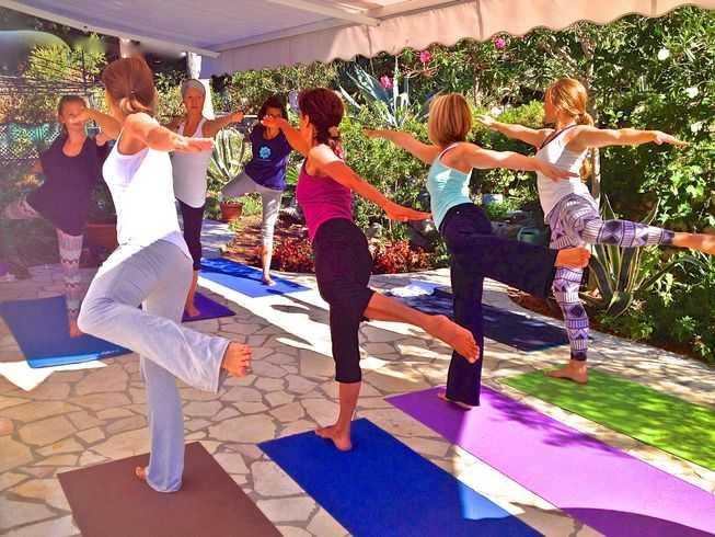 27 Days 200-hour Yoga Teacher Training In Isle of Losinj, Croatia