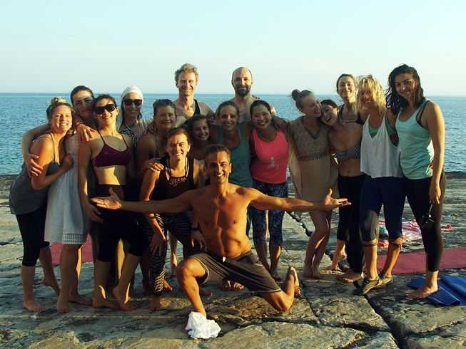 17 Days 200-Hour Ashtanga Yoga Teacher Training on Vis Island, Croatia