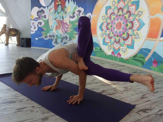 5 Days Anatomy, Chakra Tuning, and Yoga Course in Croatia