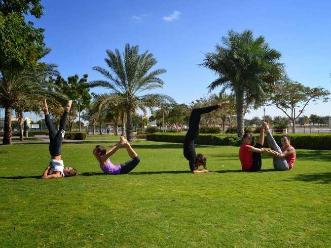 21 Days 200-Hour Hatha Yoga Teacher Training in Cyprus