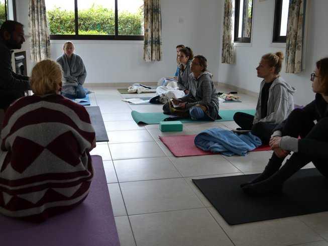 21 Days Yoga Teacher Training for Elder Generation in Cyprus
