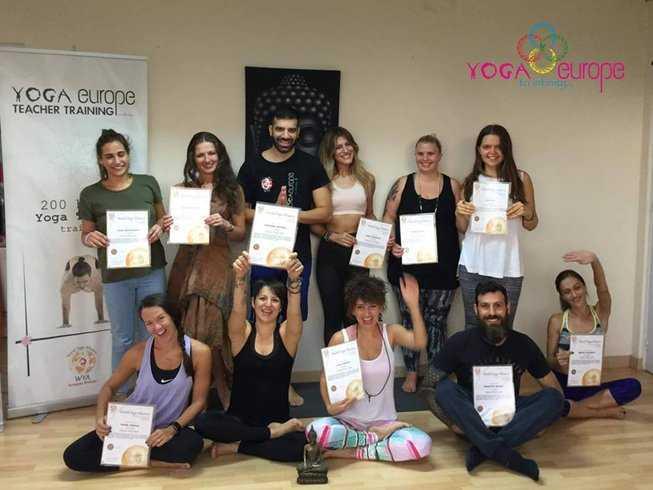 21 Days 200hrs Yoga Alliance Teacher Training in Cyprus