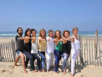 20 Days 200-Hours Wild Women Yoga Teacher Training in France with Rachel Hanberry