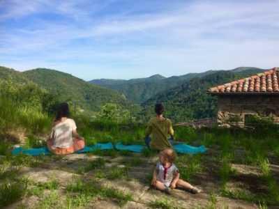 25 Days 200-Hour Intensive Yoga Teacher Training in Ardeche, France