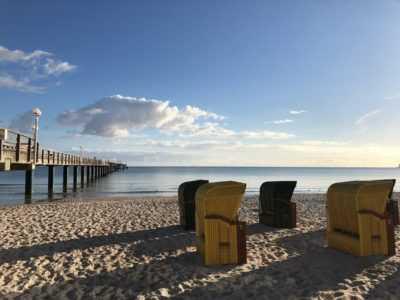 8 Days Be Better Summer Yoga Holiday in Rügen, Germany with Kerstin Linnartz