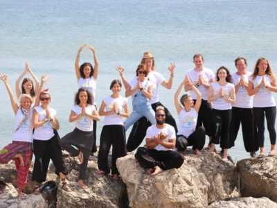 28 Days 200-Hours Yoga Teacher Training on The Beach, Italy