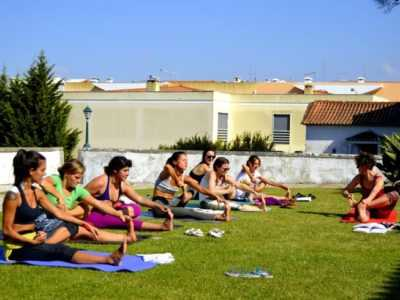 22 Days 200-Hour Traditional Yoga Teacher Training in Sesimbra, Portugal