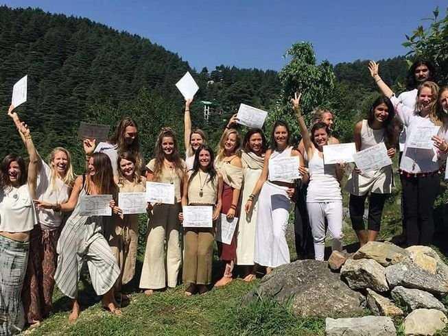 10 Days Yin Yoga Teacher Training in Spain