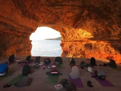 7 Days 60-Hour Yin Yoga with 5 Elements, Meridian & Fascia Therapy Teacher Training in Ibiza, Spain