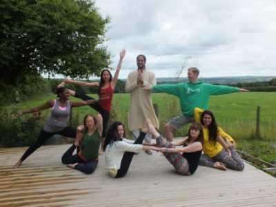 7 Days Pregnant Yoga Teacher Training Retreat in Wales, United Kingdom