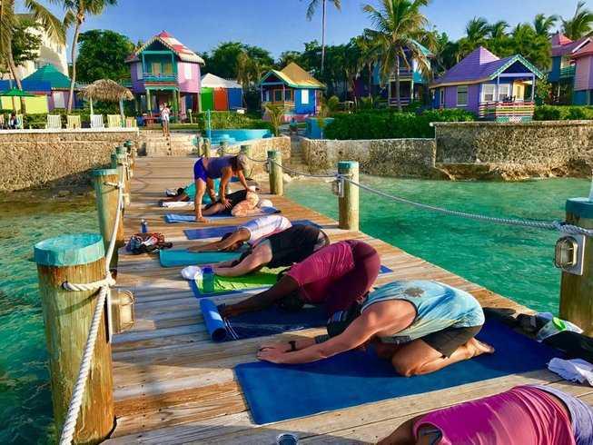 6 Days 30-Hour Yin Yoga Teacher Training and Retreat in Nassau, Bahamas