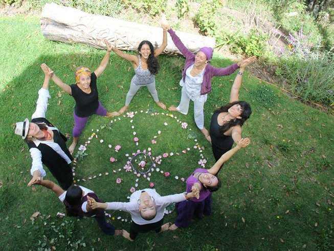 42 Days 300-Hour Tantra Yoga Shamanism Teacher Training in Pichincha, Ecuador