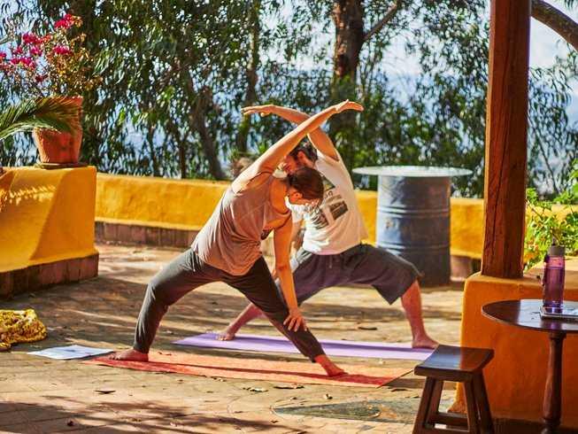 28 Days 200-hour Tantra Yoga Shamanism Teacher Training in Quito, Ecuador