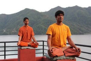 Atmashree Yoga & Meditation Retreat-Pokhara,Nepal