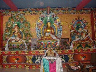 Tsewang Jangchub Gatseling, Buddhist Atiyoga Throma Meditation Centre