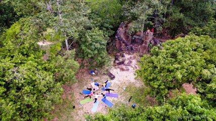 Blue Indigo Yoga Retreat Siem Reap