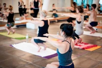 Bikram Yoga Berlin-Mitte