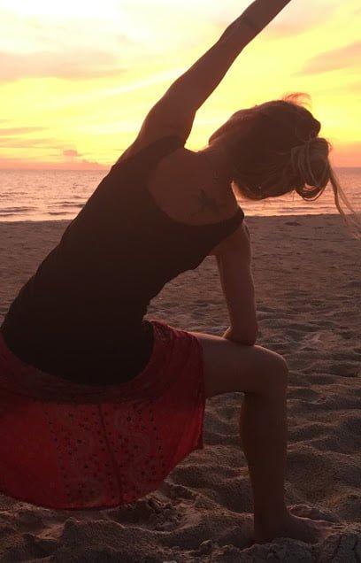Sarah Labigne Yoga