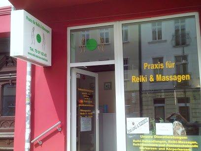 Praxis für Reiki & Massagen in Köpenick, Erdmann-Christian Dittmer