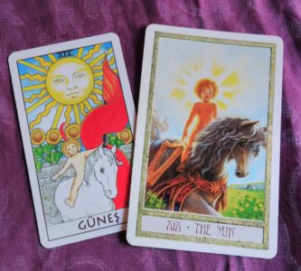 The Magician Online - Your Year of Tarot Immersion with Keziah Gibbons #2020TarotVision