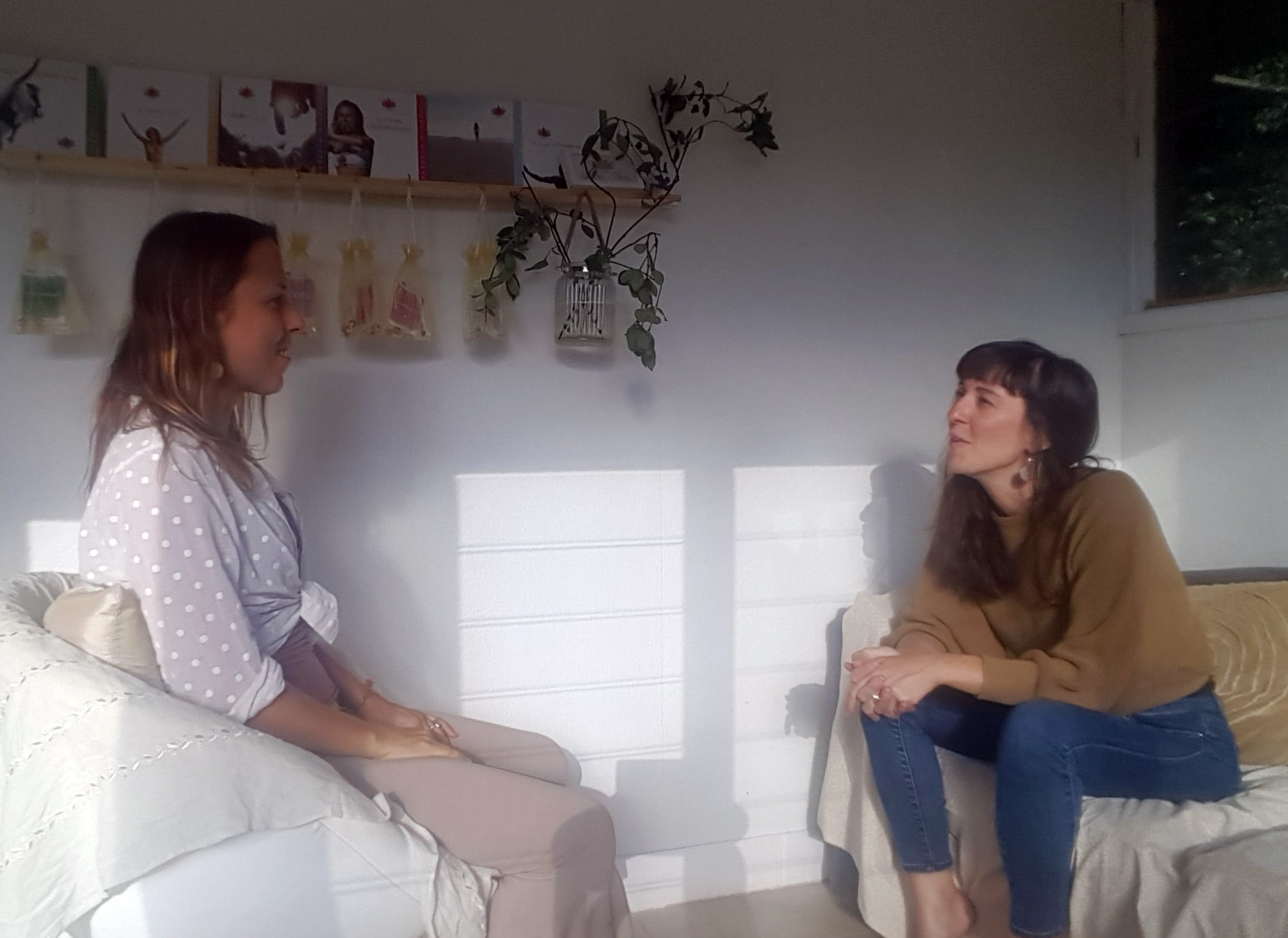 Somatic (Body) Psychotherapy with Izabella Siodmak