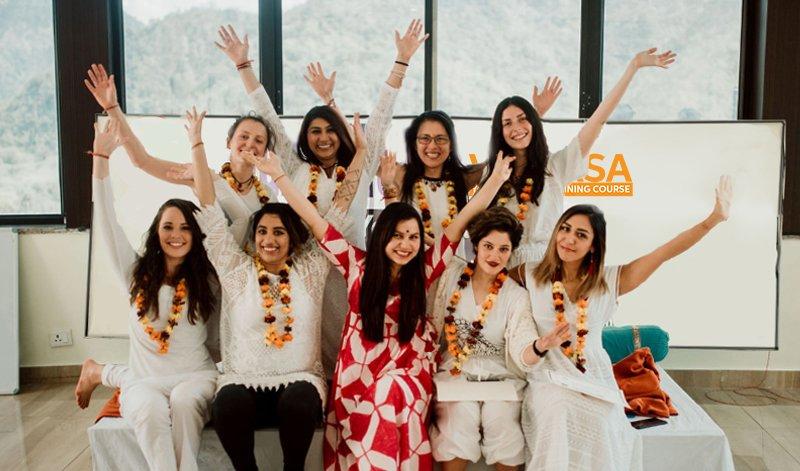Vinyasa Yoga TTC