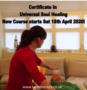 Universal Soul Healing Follow up - 1 day workshop