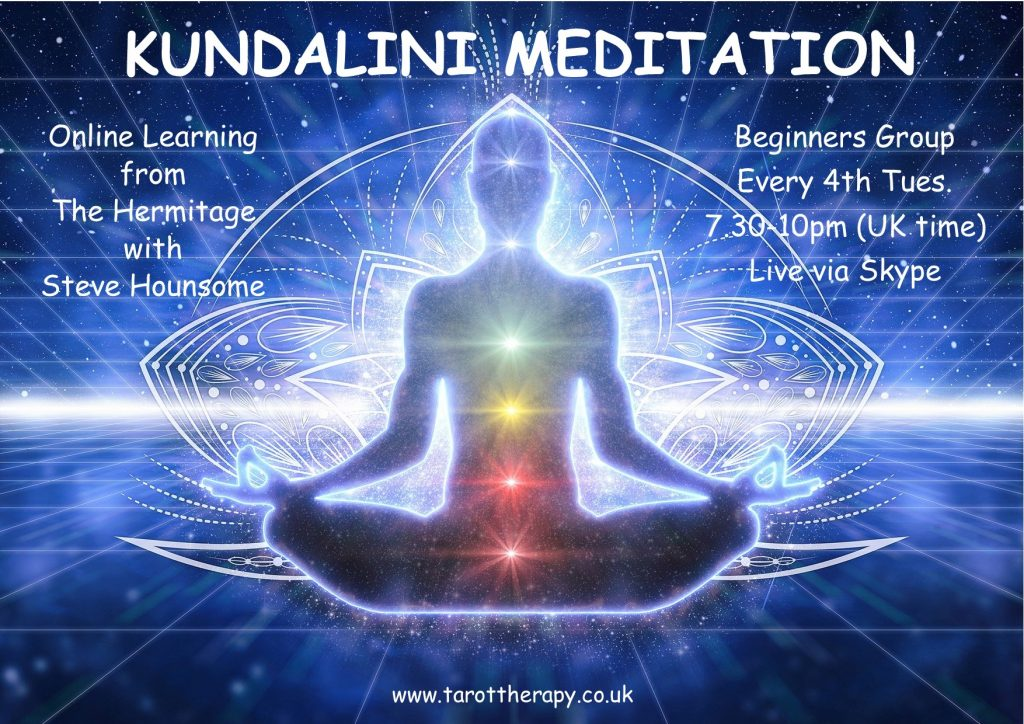 ONLINE KUNDALINI MEDITATION – Beginners Group