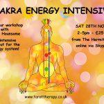 Online Chakra Energy Intensive Workshop